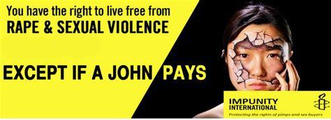 Amnesty International und die Prostitution