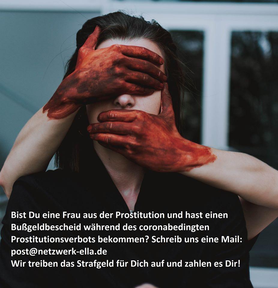 Bußgelder für Frauen in der Prostitution