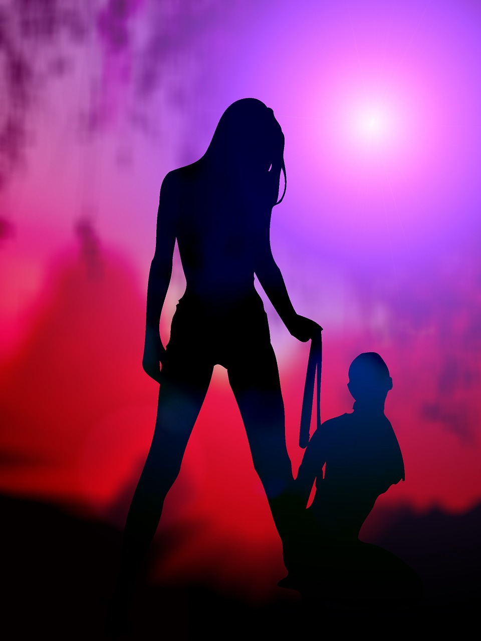 Ist Domina zu sein etwas anderes als Prostitution?